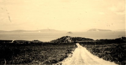 Road to Frenchman's Bay 1950s