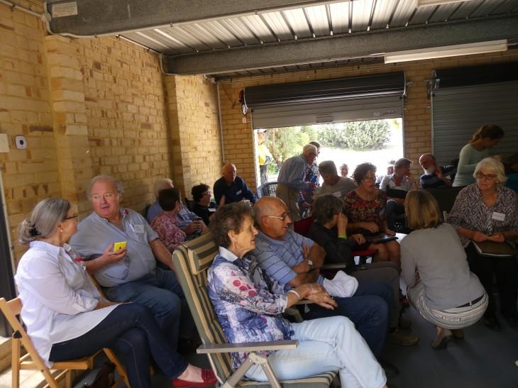 Participant discussion